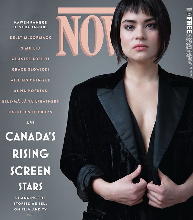 Niawenhkó:wa - thank you so much @nowtoronto for featuring me on your cover. ⠀⠀⠀⠀⠀⠀⠀⠀⠀ Grateful to be mentioned alongside SUCH talented company. ⠀⠀⠀⠀⠀⠀⠀⠀⠀⠀⠀⠀⠀⠀⠀⠀⠀⠀⠀⠀⠀⠀⠀⠀⠀⠀⠀ #nowmagazine #kanienkehaka #indigenousrising