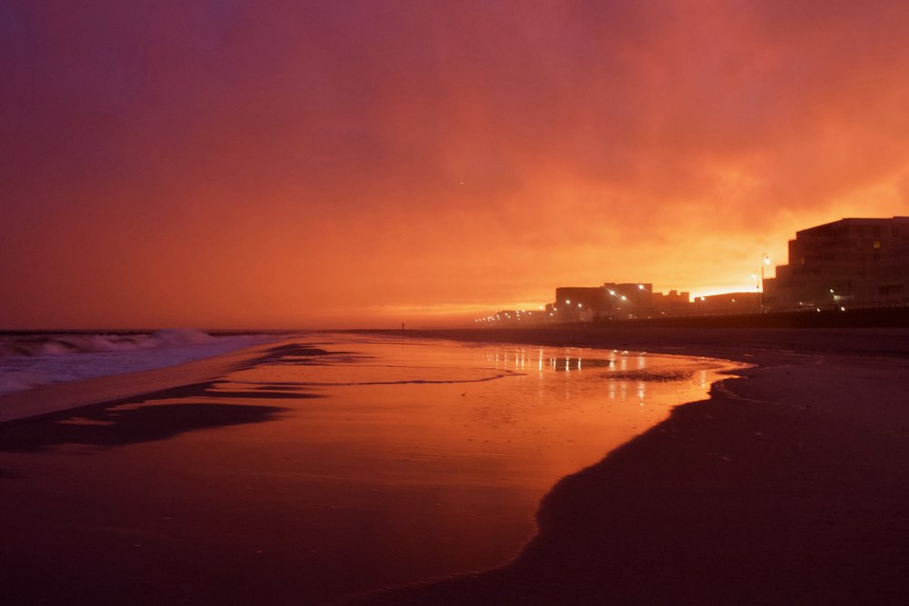 Lafayette Beach 5/5/2018 - Photo by Rich Nardo