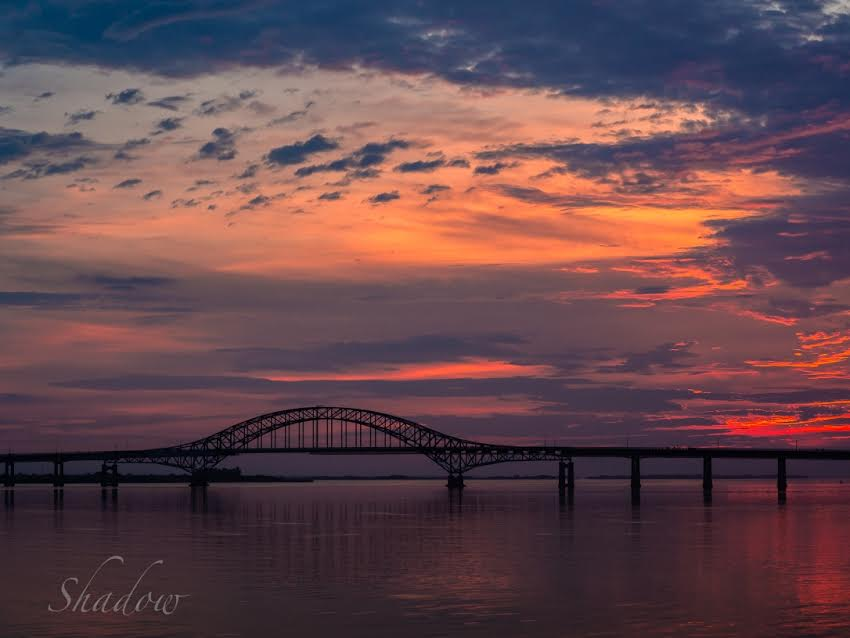 Robert Moses Causeway, Long Island - Photo by Daniel Imperial