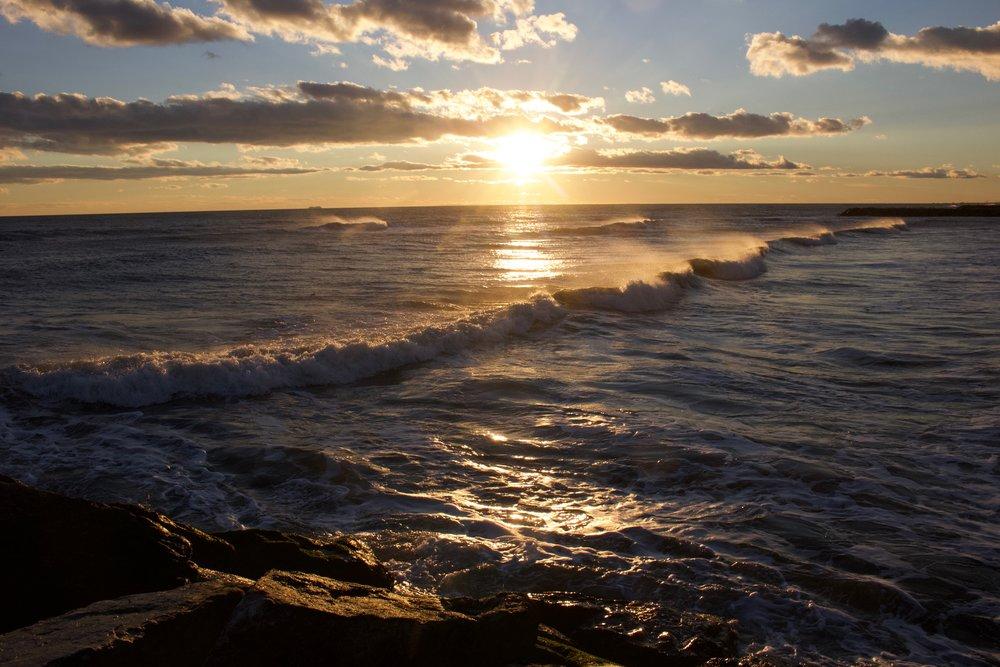 Sunset Tide 2 @ Long Beach