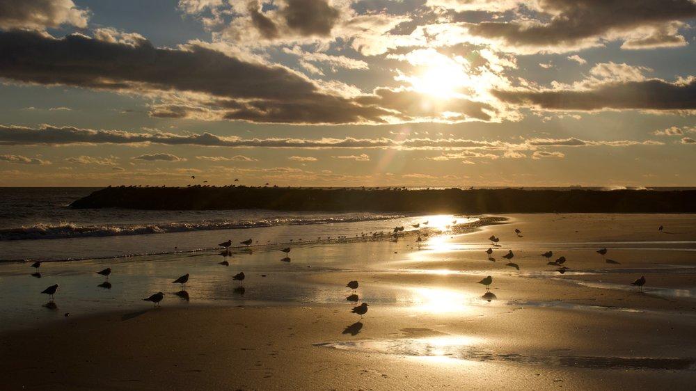 Golden Sunset @ Long Beach