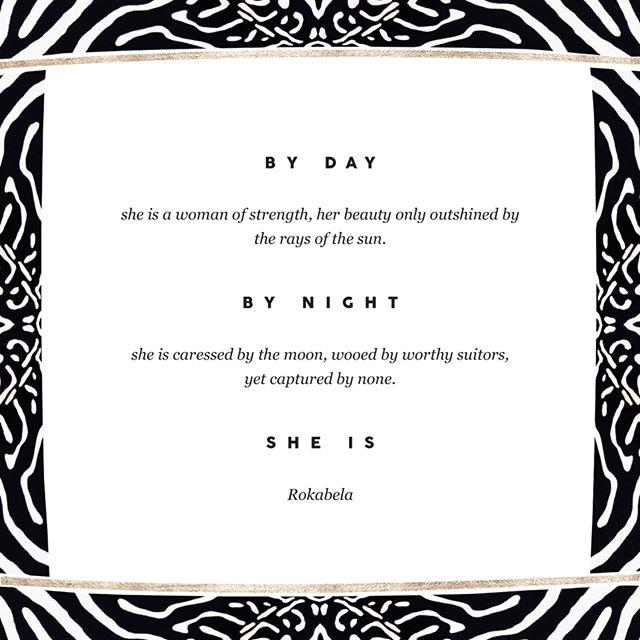By Day | By Night | She is .. @rokabeladesign . . . #rokabeladesign #instaquotesdaily #quotesofinsta #beautyquotes #lifequotes #byronbaylife #quotesbeauty #visitbyronbay #islandlifestyle #islandlife🌴 #powertowomen #womenentrepreneurs #luxurylifestyle #newlabels #australianmade #madeinaustralia #powertowomen💗👑 #womeninbusiness