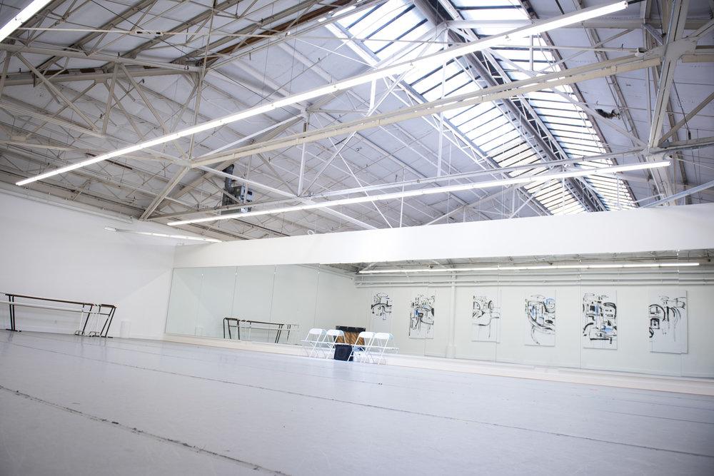 "BBT's ""Studio 3,"" photo by Natalia Perez"