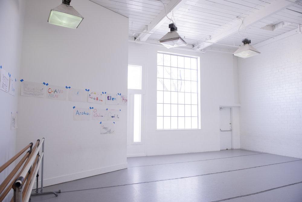 "BBT's ""Studio 1,"" photo by Natalia Perez"