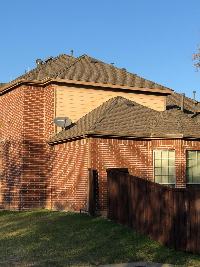 Roof installation in North Richland Hills, TX