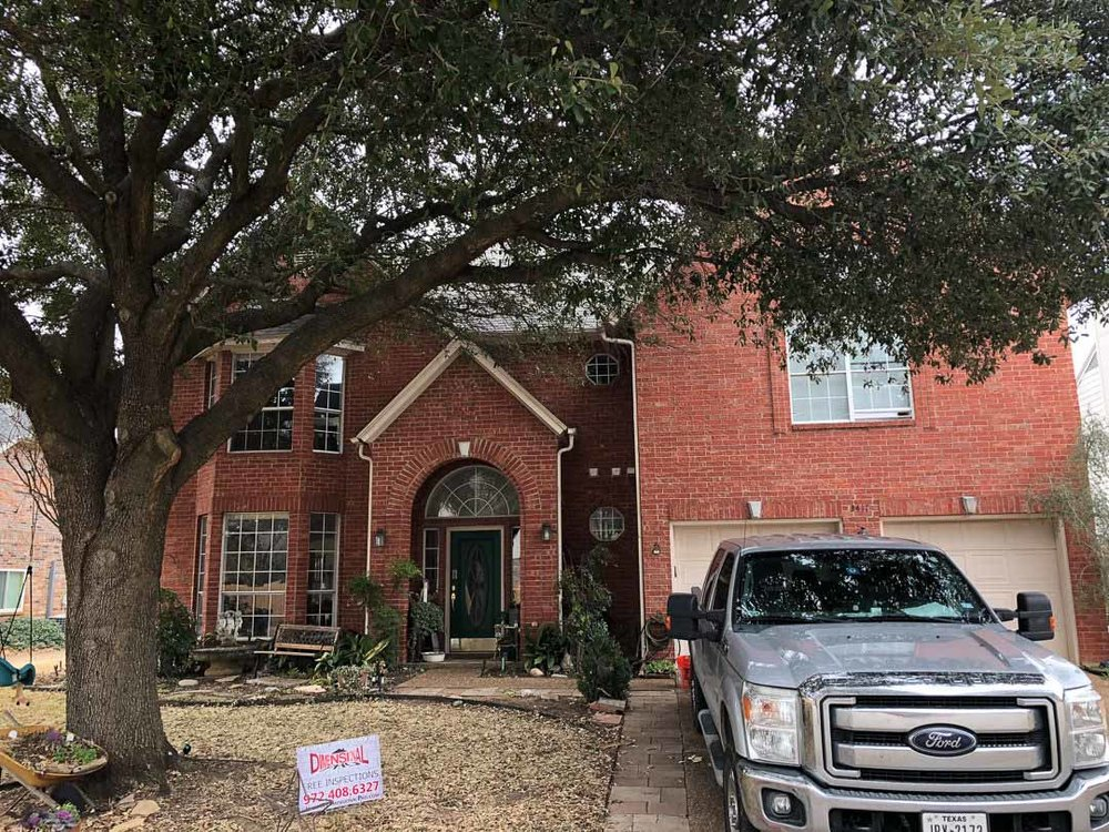 Roof restoration in Argyle, TX | Dimensional Pro Roofing Company