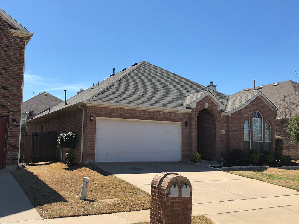 Roof installation in Denton, TX | Dimensional Pro Roofing Company