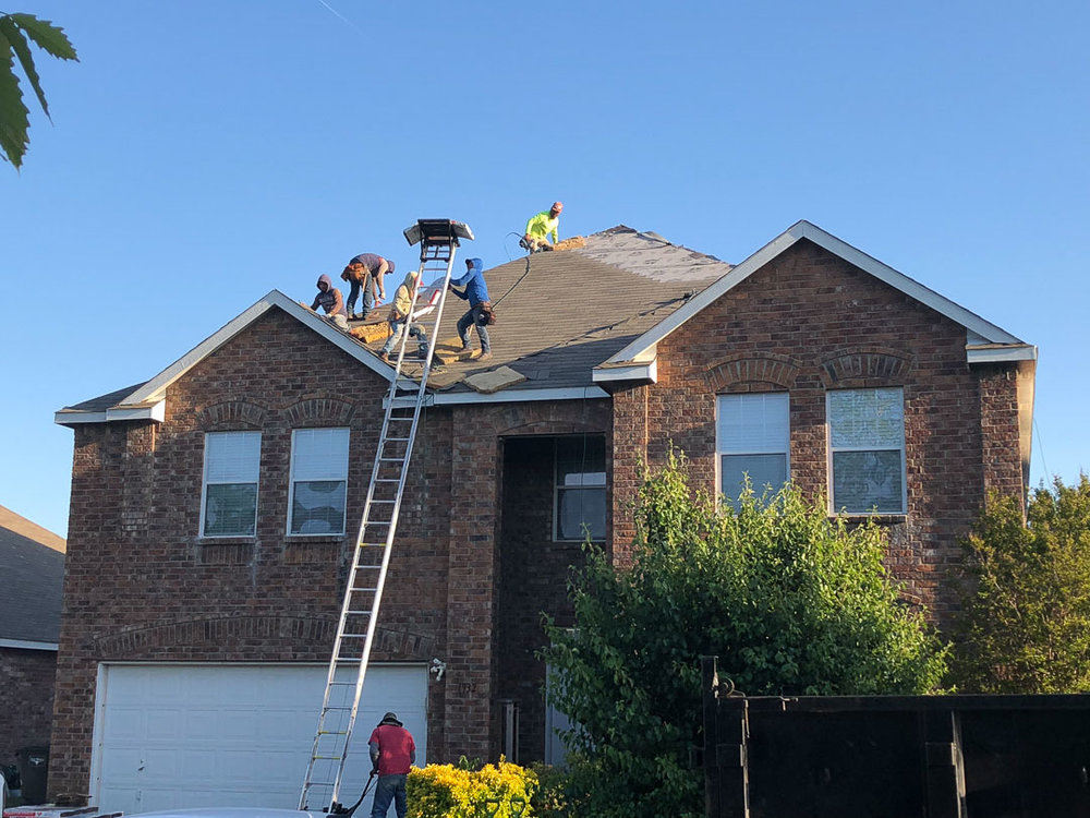 Roof Repair in Denton, Texas  | Dimensional Pro Roofing Company