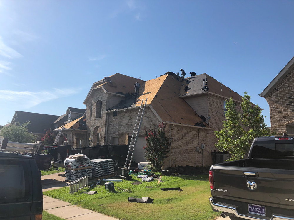 Roof Installation in Denton, Texas  | Dimensional Pro Roofing Company