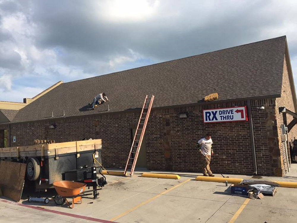 Re-Roof in Corral City, Texas | Dimensional Pro Roofing Company