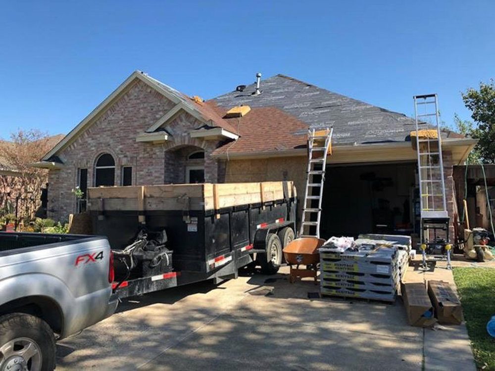 Roof Repair in Corral City, Texas | Dimensional Pro Roofing Company