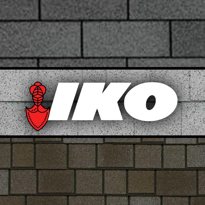 IKO Shingles -
