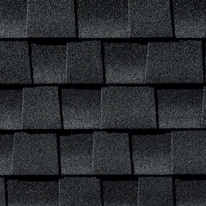 Charcoal - Timberline by Gaf