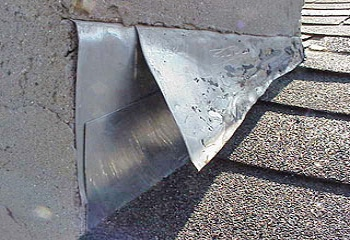 Bent or Detached Flashing   Flashing helps to prevent water from leaking into your roof, chimneys, vents, and any other roof penetrations. These should be thoroughly sealed to prevent water penetration. If you do notice an irregularity, it's best to address it quickly. This type of damage can be a cheap fix or an expensive oversight.