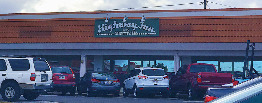HIghway Inn Waipahu.  94-226 Leoku Street.