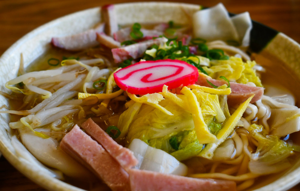 Shige's Wunton Mein with Vegetables