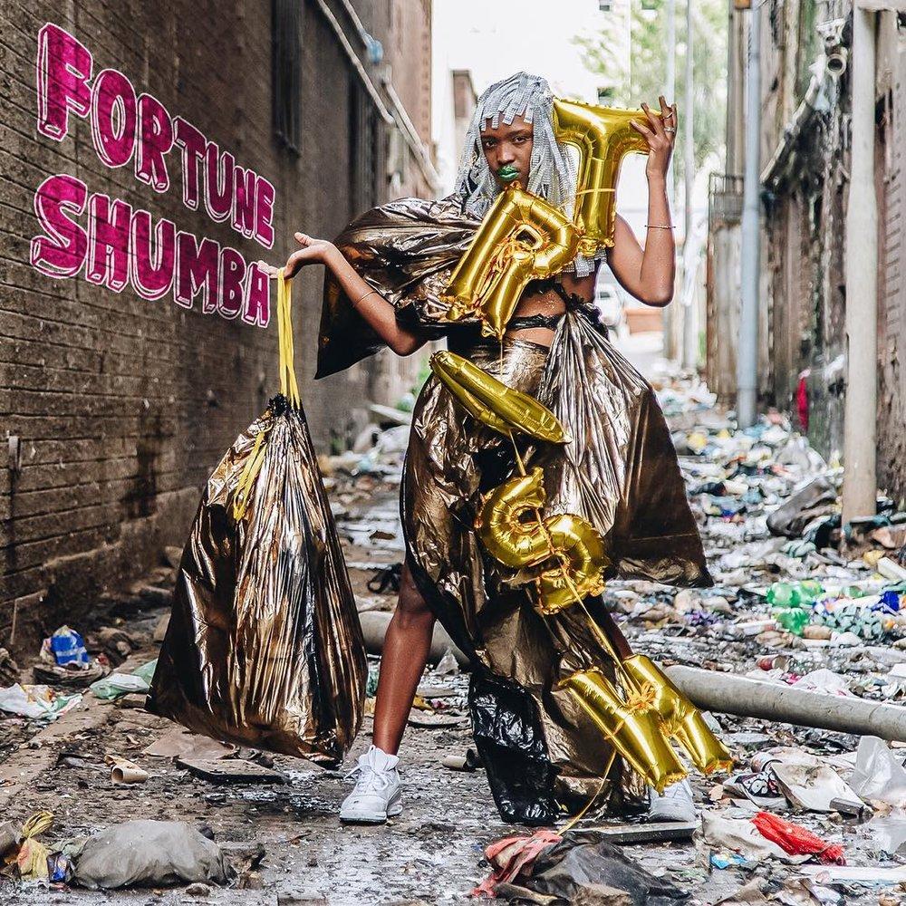 Men are trash and Fortune isn't afraid to say it  Photo cred: Ezra Kofi Qua-Enoo