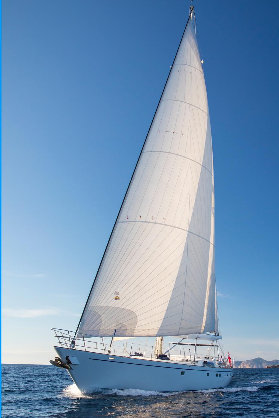 Sailing Yacht Naos