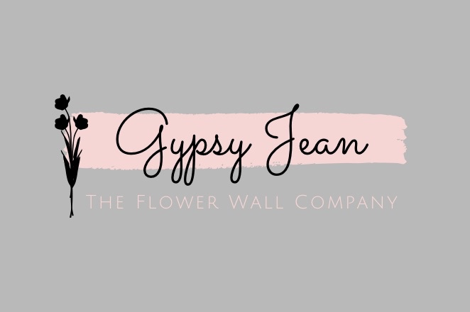 Gypsy Jean - The Flower Wall Company