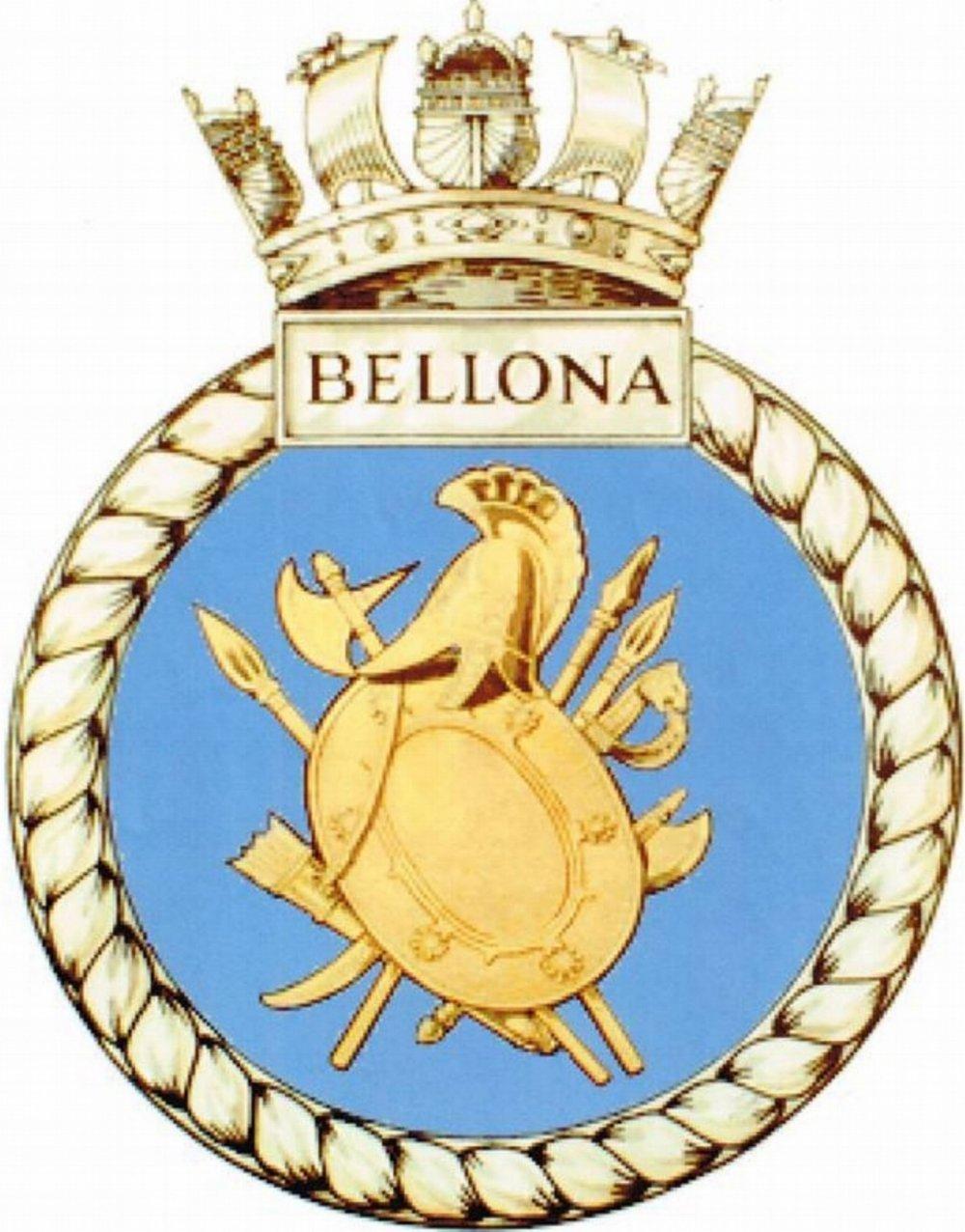 TS Bellona