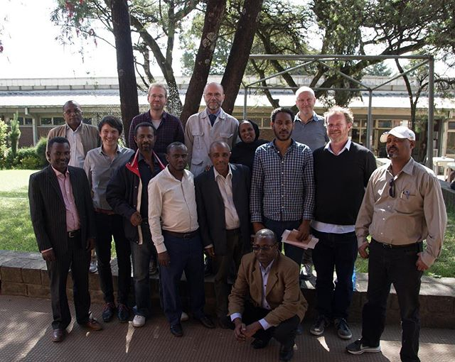 RESTORE: Kickoff workshop in Addis Ababa. A warm thank you to all participants!  #BuildingResilience #BMBF #TUHH #IFRC #ethiopianredcross #Ethiopia #drought #localinnovation