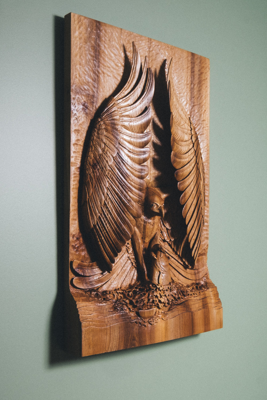 Osprey by David Robinson - Image Paul T Cowan