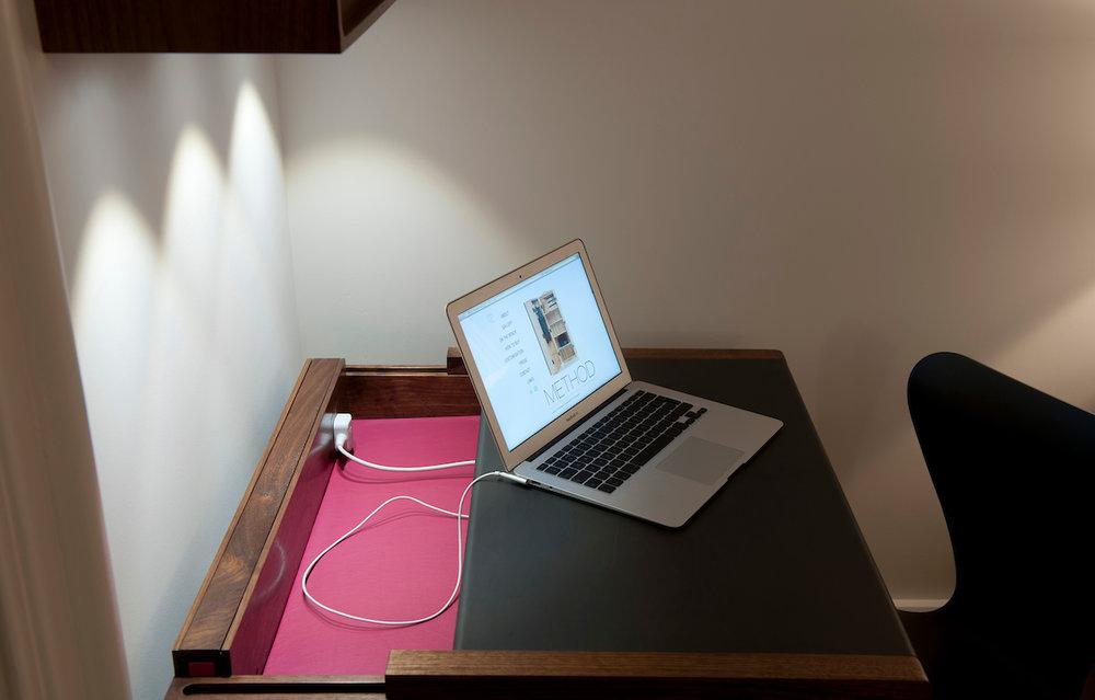 Moston desk 2
