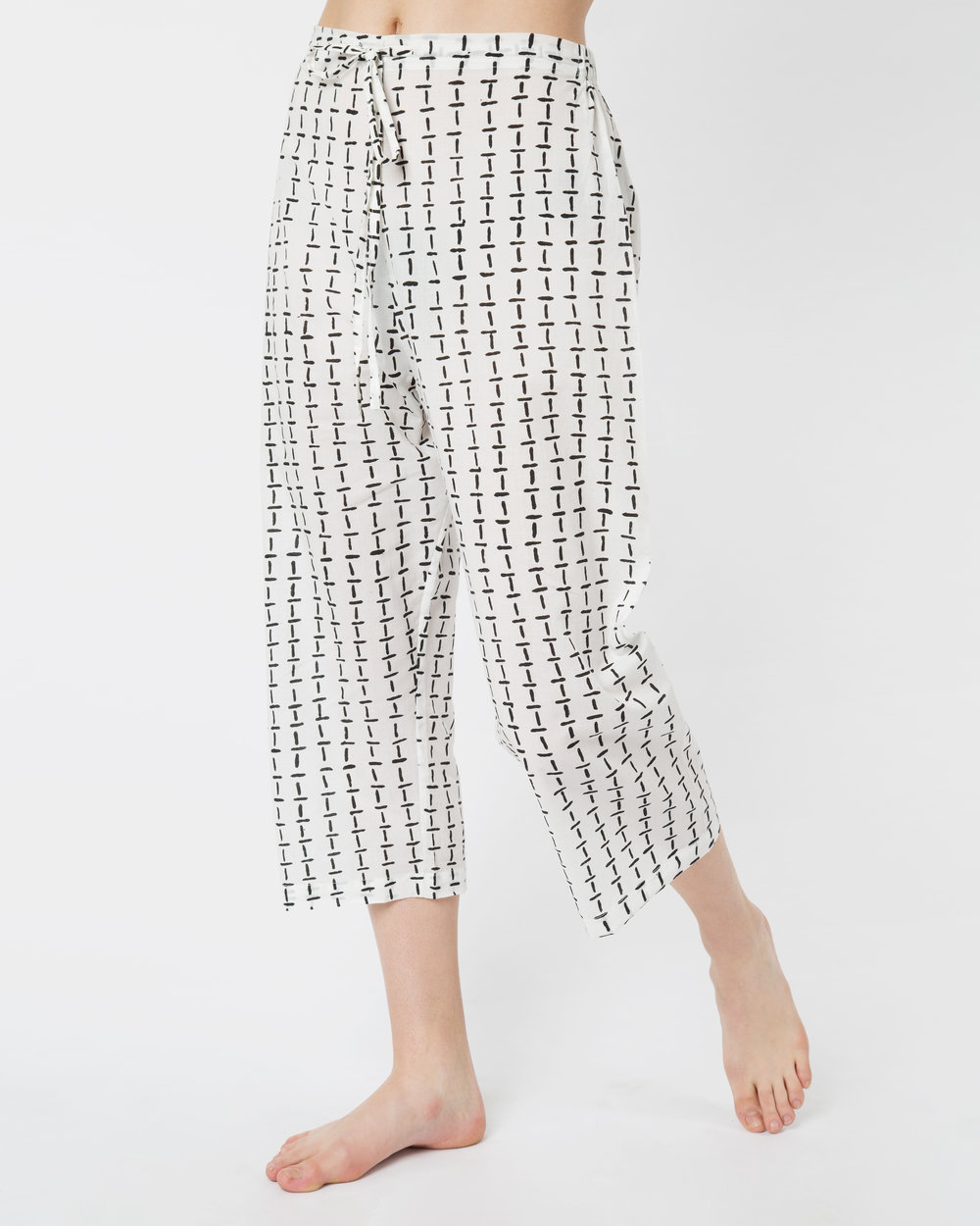 Charcoal Pyjama Trousers, The Block Hut