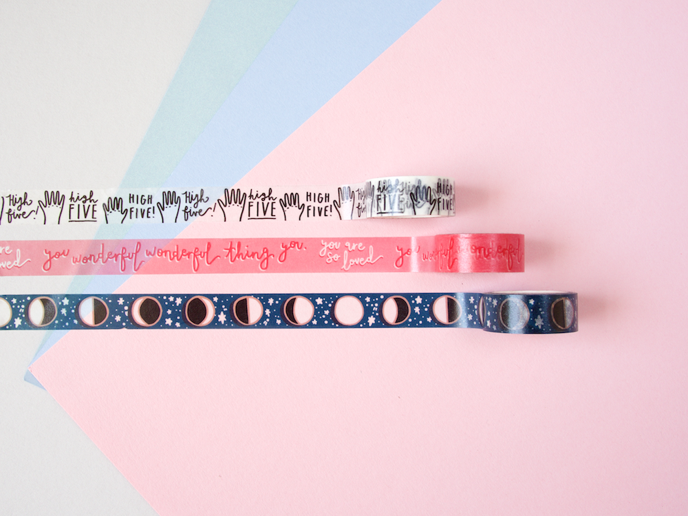 Washi Tape, Onr Shop