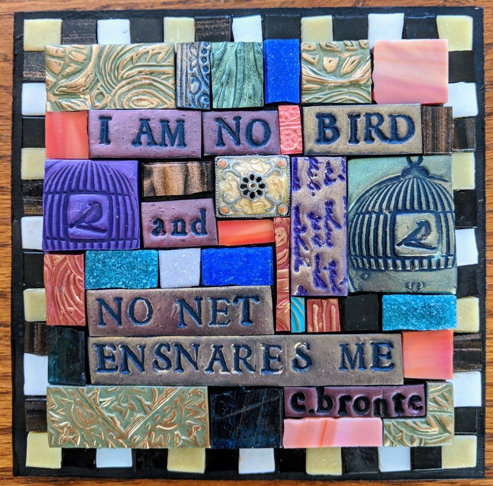 Mosaic by Rachel Kennedy
