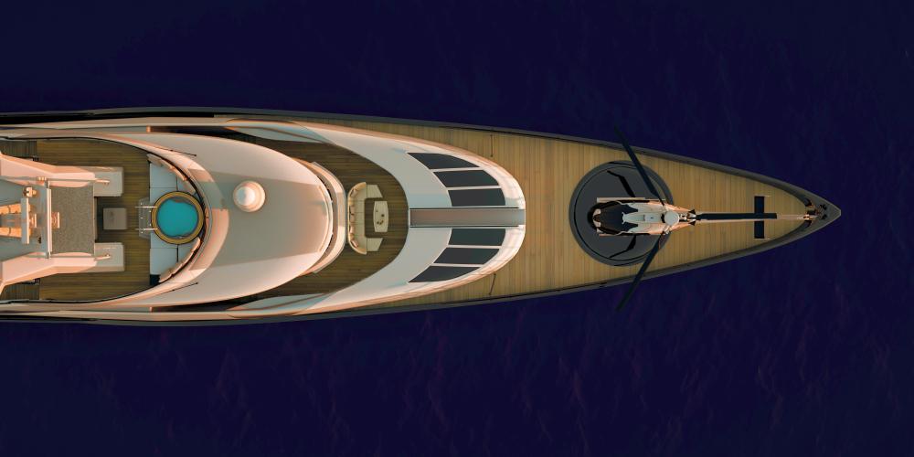 I am a superyacht - Manager