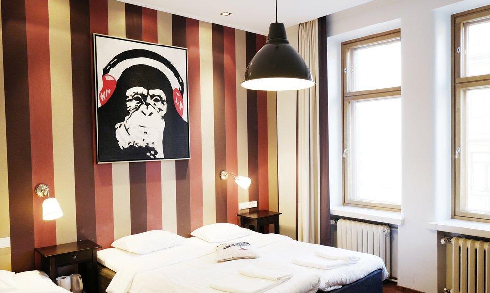 Hotel Finn, Helsinki, Finland