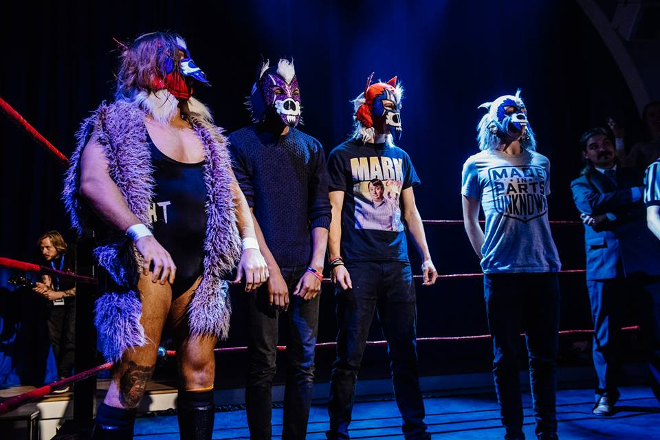 Pete Dunne enters the contest to replace Kid Lykos (photo: The Head Drop)