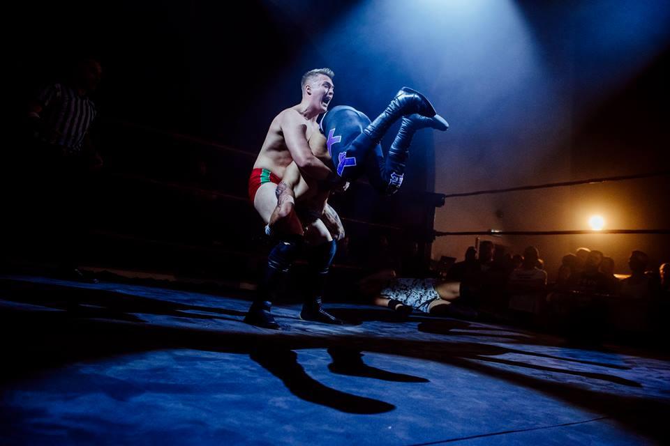 Danny Jones makes his debut at Spring Break (photo: The Head Drop)