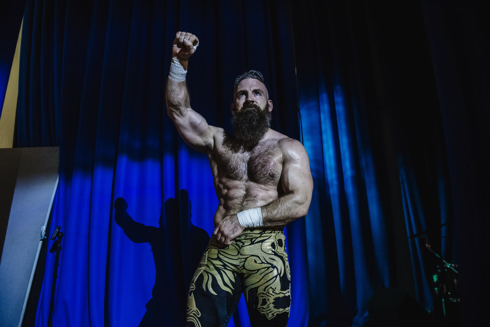 Matt Cross is an independent wrestling legend (photo: The Head Drop)