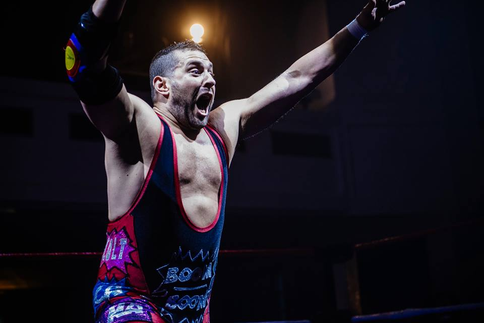 Colt Cabana made his appearance count at RIPTIDE Returns (photo: The Head Drop)