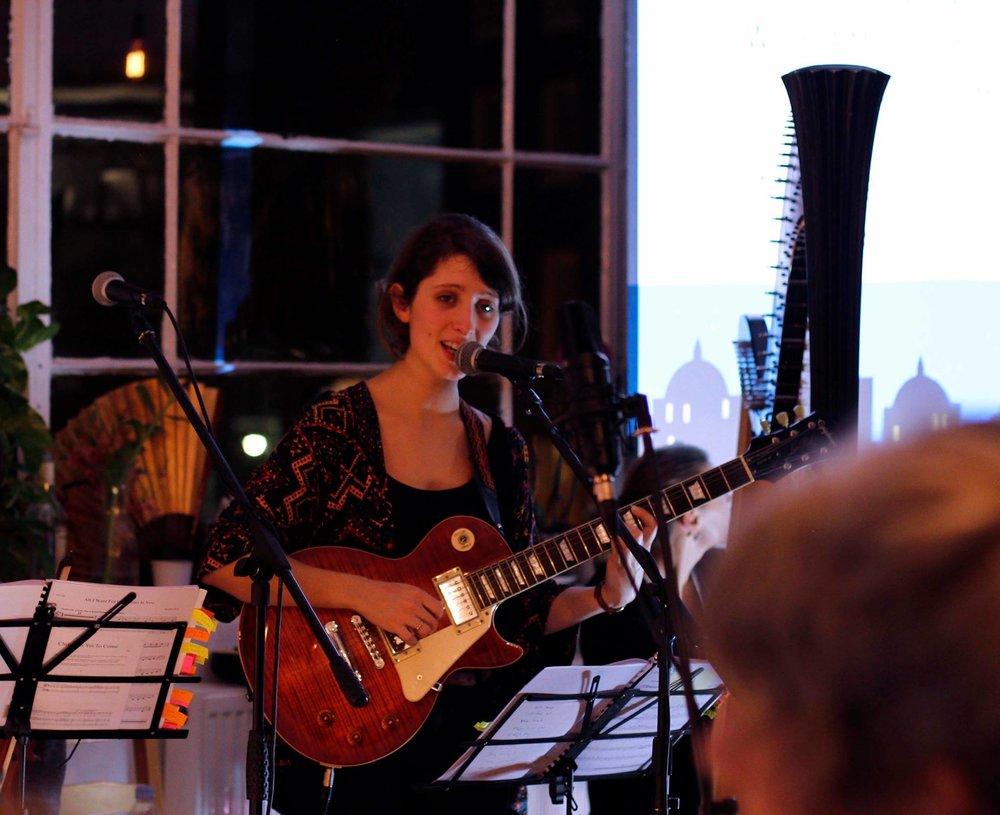 Josephine Stephenson   Josephine is a composer, singer and multi-instrumentalist.   www.josephinestephenson.com