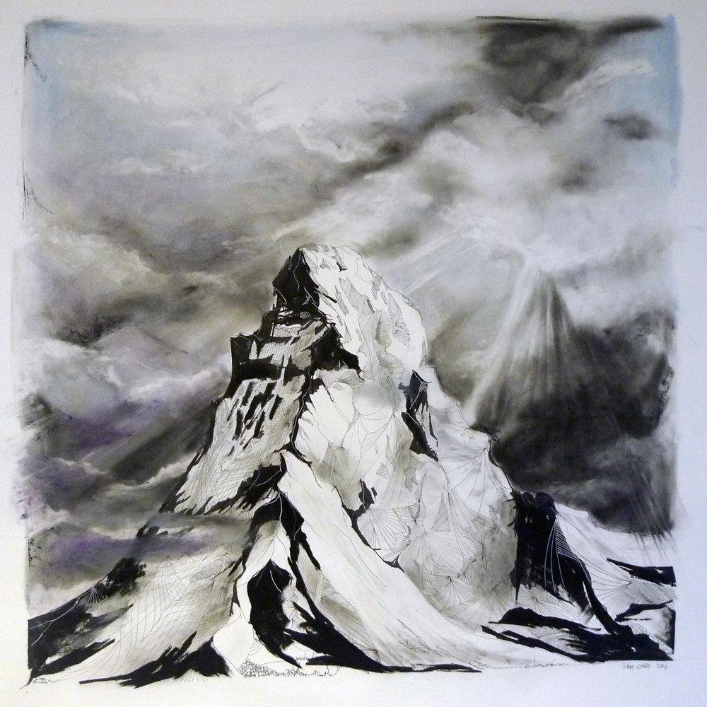 Matterhorn, Switzerland SOLD