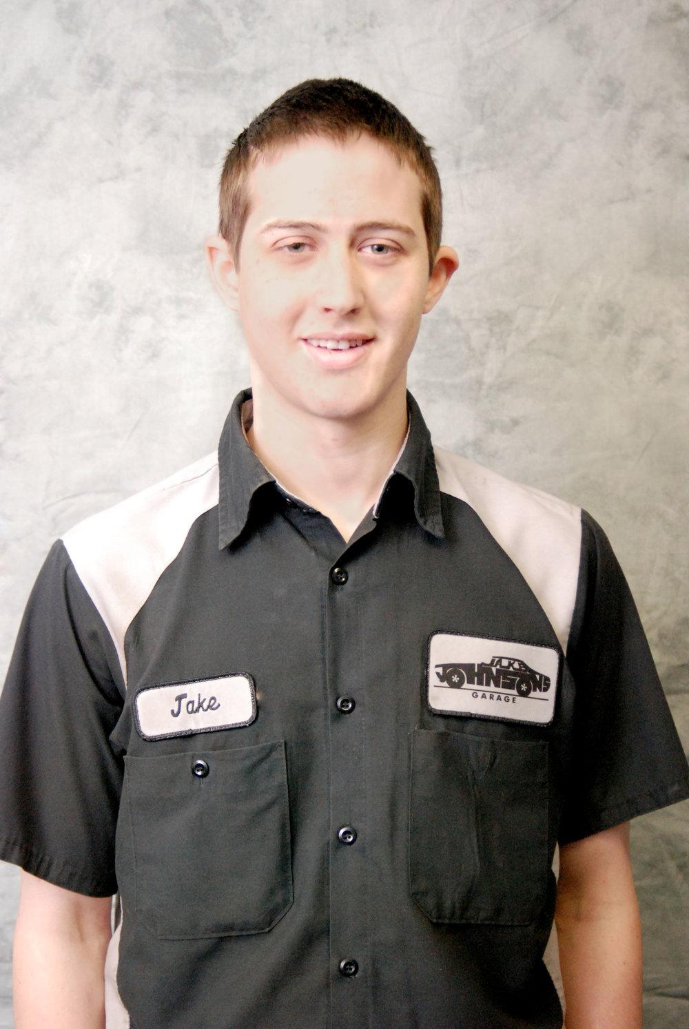 Jake Johnson - Operations Manager
