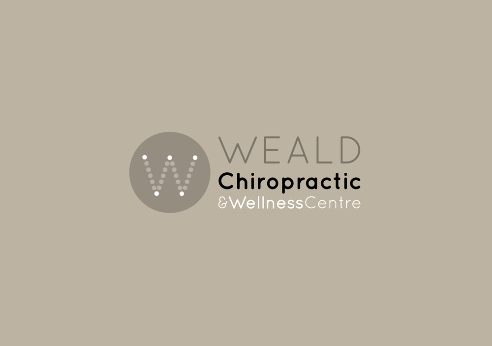 Chiropractic & Acupuncture business logotype design