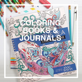 PUBLICATIONS INTERNATIONAL - adult coloring books and guided journals.
