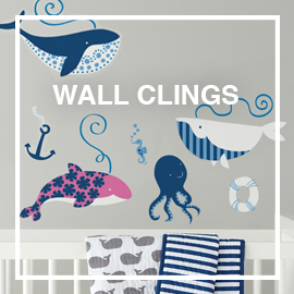 ROOMMATES - peel and stick wall decor for children's rooms and nurseries.