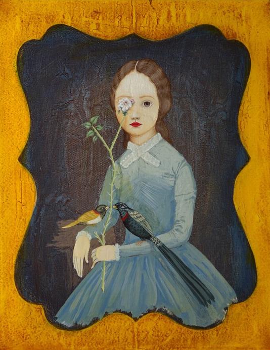 Elsa Mora PaintingA