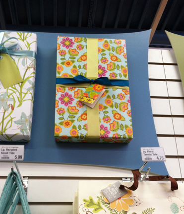 Container Store Gift wrap4