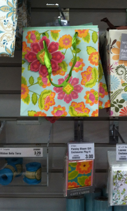 Container Store Gift wrap5