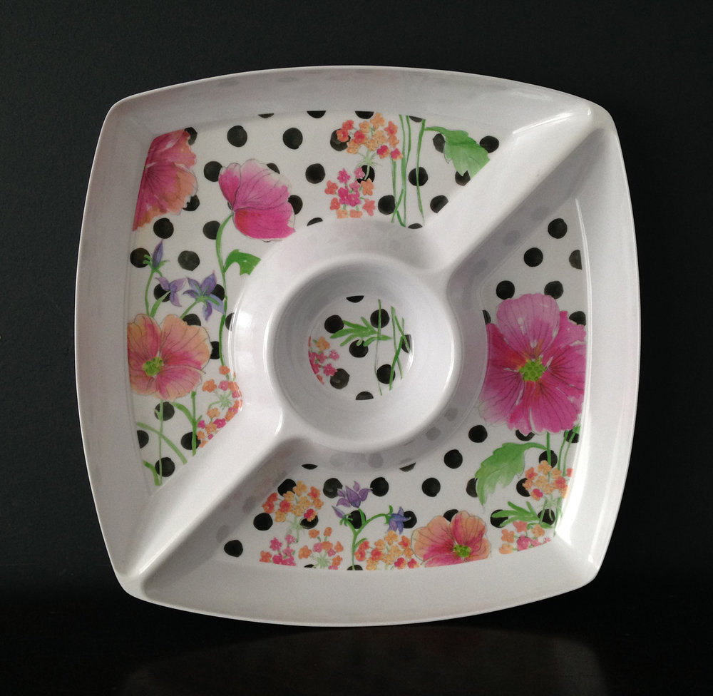 ADMelamine ChipTray