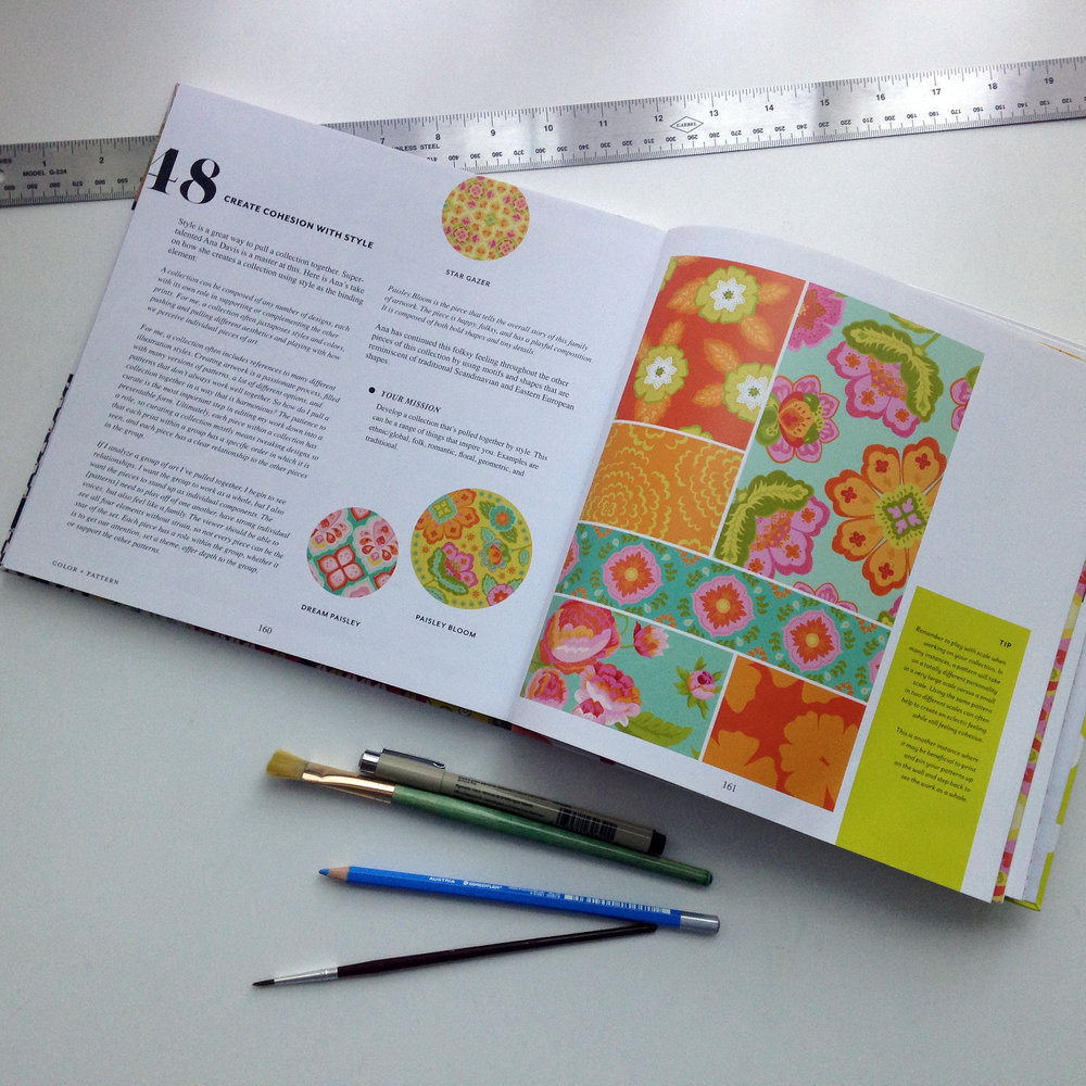 Color & Pattern int