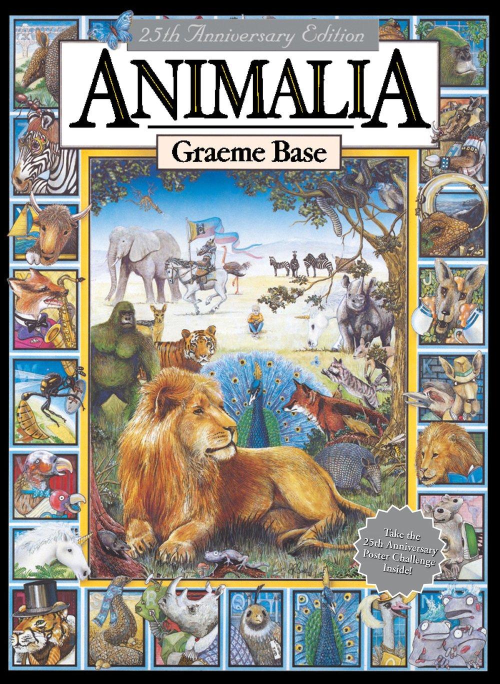 *Animalia, by Graeme Base