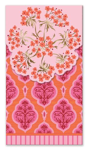 Pocket Notepad Citrus Blossom