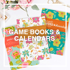 ANDREWS MCMEEL - Posh game books and weekly calendars.